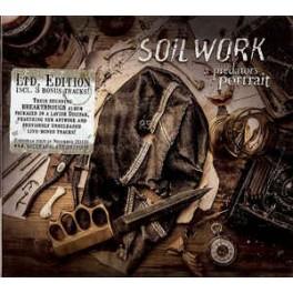 SOILWORK - A Predator's Portrait - CD Digi