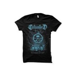 ENTOMBED - Clandestine Live - TS