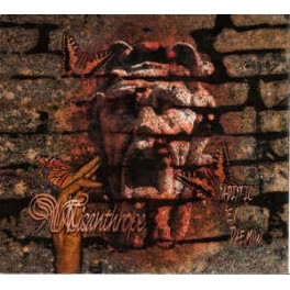 MISANTHROPE - Sadistic Sex Daemon - 2-CD Digi