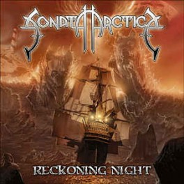 SONATA ARCTICA - Reckoning Night - 2-LP Splatter Gatefold