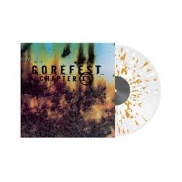 GOREFEST - Chapter 13 - LP Splatter Gatefold
