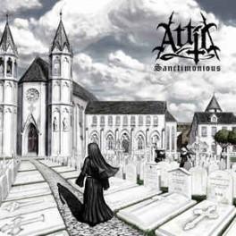 ATTIC - Sanctimonious - 2-LP Blanc Gatefold