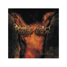 ROTTING CHRIST - Thanatiphoro Anthologio - BOX 3-LP