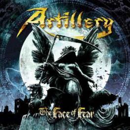 ARTILLERY - The Face Of Fear - CD Digi