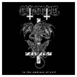 GROTESQUE - In The Embrace Of Evil -  CD