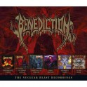 BENEDICTION - The Nuclear Blast Recordings - BOX 6-CD