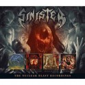 SINISTER - The Nuclear Blast Recordings - BOX 4-CD