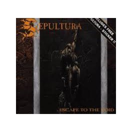 SEPULTURA - Escape To The Void - CD 2nd hand