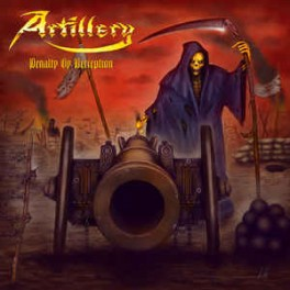 ARTILLERY - Penalty By Perception - CD Digi
