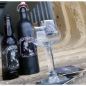 VOCIFERIAN - Céphalophorie - Imperial Stout Beer 8.7% Alc Black Sandstone Jug 75cl