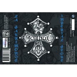AORLHAC - La Saurimonde - Imperial Stout Beer 33cl 8% Alc