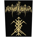 NOKTURNAL MORTUM - New Logo - Dossard