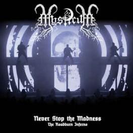 MYSTICUM - Never Stop The Madness (The Roadburn Inferno) - CD + DVD Digi