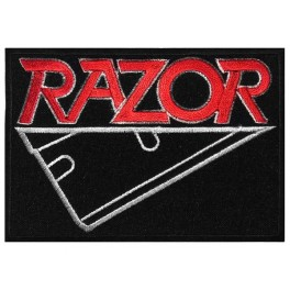 Patch RAZOR - Logo