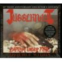 JUGGERNAUT - Baptism Under Fire / Trouble Within - BOX 2-CD Slipcase