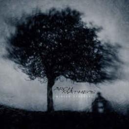 ARCH MATHEOS - Winter Ethereal - 2-LP Bleu/Rouge Marbré Gatefold
