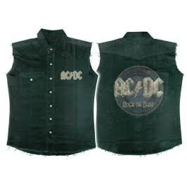 AC/DC - Rock or Bust - Work Shirt
