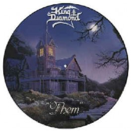 KING DIAMOND - Them - LP Picture
