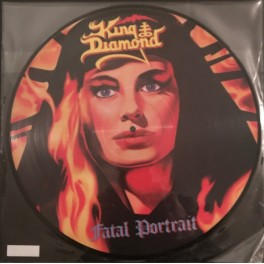 KING DIAMOND - Fatal Portrait - LP Picture