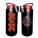 AC/DC - Logo/High Voltage - Drinking Bottle