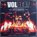 VOLBEAT - Live From Telia Parken - 3-LP Gatefold