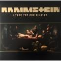 RAMMSTEIN - Liebe Ist Für Alle Da - 2-LP Gatefold