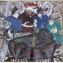 ARTILLERY - Terror Squad - LP Transparent Gatefold