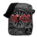 AC/DC - Wheels - CROSS BODY BAG