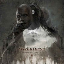 DAWN OF DISEASE - Procession Of Ghosts - LP Gatefold