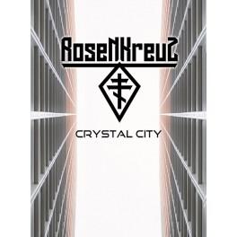 ROSENKREUZ - Crystal City - Digi CD A5 Ltd