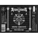 ARKHON INFAUSTUS - Triple Injection - Bière 33cl 8.4° Alc