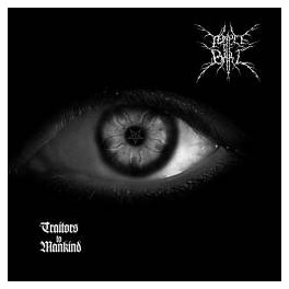 TEMPLE OF BAAL - Traitors to mankind - CD