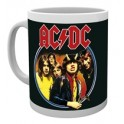 AC/DC - Band Photo - MUG