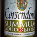 Corsendonk Summum Goud Blond 8 - 33cl - 7.8°