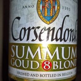 Corsendonk Summum Goud Blond 8 - 33cl - 7.8°