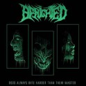 BENIGHTED - Dogs Always Bite Harder Than Their Master - LP Noir