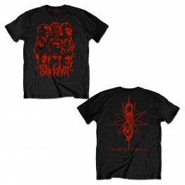 SLIPKNOT - Wanyk Red Patch - TS