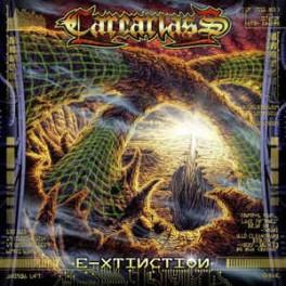 CARCARIASS - E-Xtinction - CD Digi
