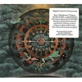 EARTH ELECTRIC - Vol.1 - Solar - CD Digi Ltd
