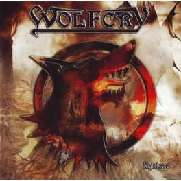 WOLFCRY - Nightbreed - CD