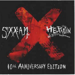 SIXX:A.M. - The Heroin Diaries Soundtrack 10th Anniversary Edition - CD