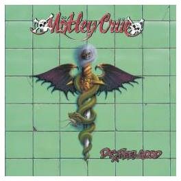 MOTLEY CRUE - Dr. Feelgood - CD