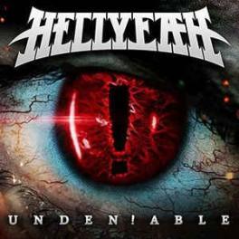 HELLYEAH - Unden!able - CD