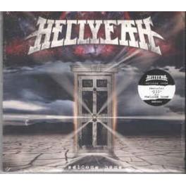 HELLYEAH - Welcome Home - CD Digi