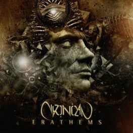 CRONIAN - Erathems - CD Digi