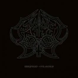ABRUPTUM - Evil Genius - LP Marbré Silver/Black