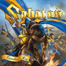 SABATON - Carolus Rex - 2-CD