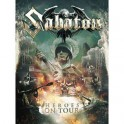 SABATON - Heroes On Tour - 2-DVD + CD Digi