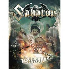 SABATON - Heroes On Tour - 2-DVD + CD Digi