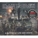 IRON MAIDEN - A Matter Of Life And Death - BOX CD + Figurine